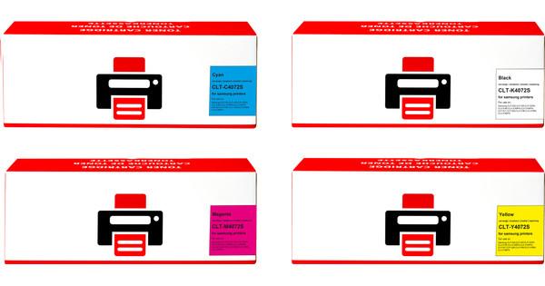 Huismerk CLT-P4092C 4-Kleuren Pack voor Samsung printers