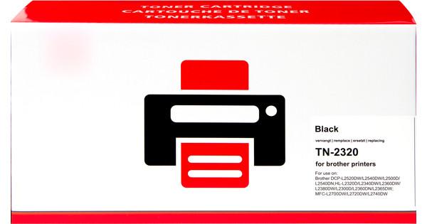 Marque distributeur TN-2320 Noir XL pour Imprimantes Brother (TN2320)