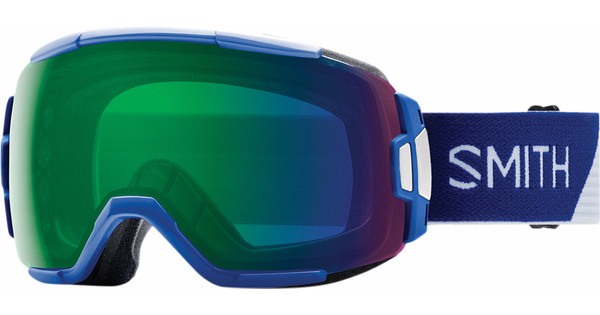 Smith Vice Klein Blue Split + Everyday Green Mirror Lens