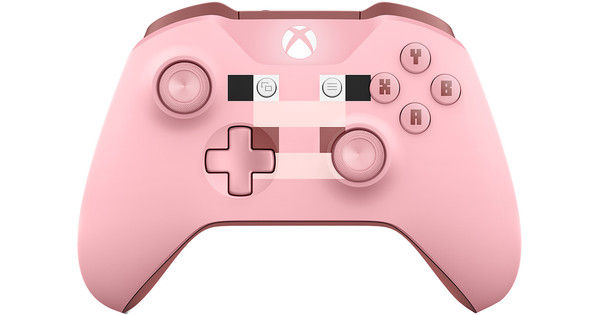 Microsoft Xbox One Minecraft Pig Limited Edition Controller