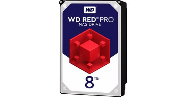 WD Red Pro WD8001FFWX 8TB