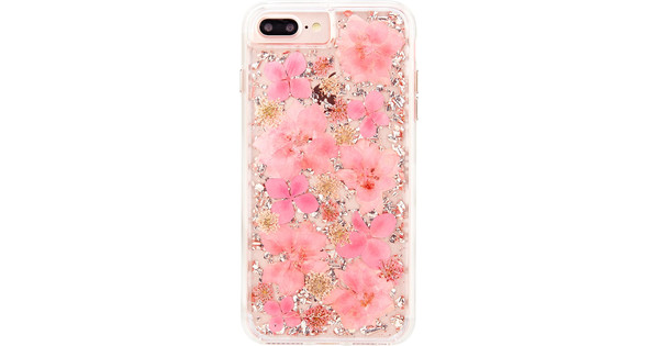Case-Mate Karat Petals Apple iPhone 7 Plus/8 Plus Back Cover Roze