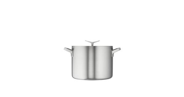 AEG Kook/Soeppan met deksel 24 cm