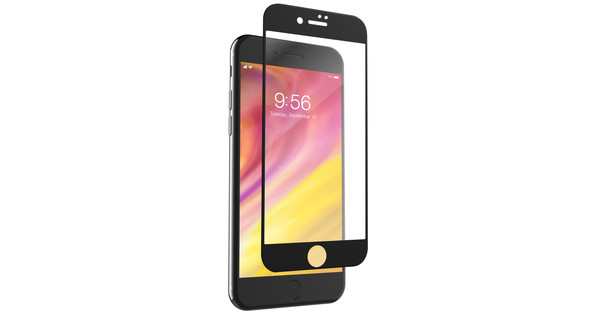 InvisibleShield Contour Protège-écran pour Apple iPhone 7/8 noir