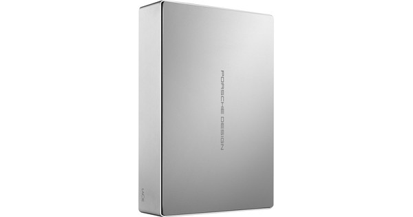 LaCie Porsche Design Desktop Drive Usb C 6TB