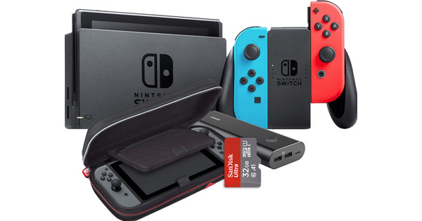 Nintendo Switch Startpakket Onderweg