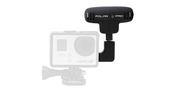 Polar Pro ProMic Kit Microphone pour GoPro 4