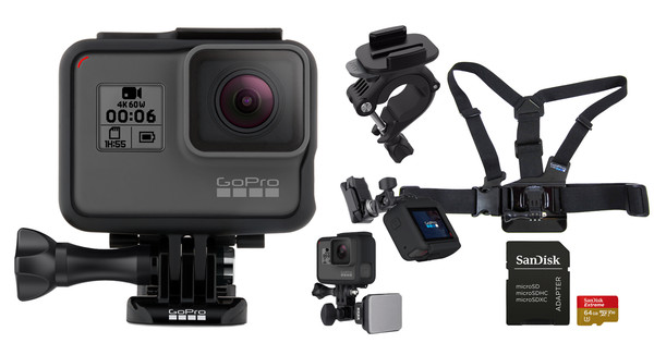 Skikit - GoPro HERO 6 Black