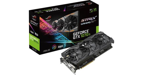 Asus ROG STRIX GeForce GTX 1070 Ti A8G Gaming