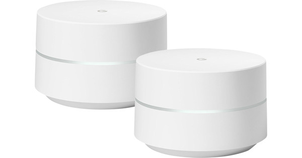 Google Wifi Duo Pack Multiroom wifi