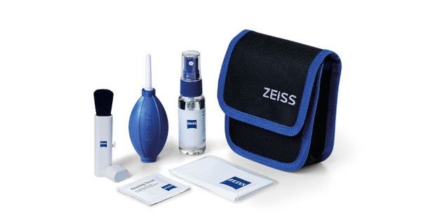 Carl Zeiss Lens Cleaning Kit + kaartlezer
