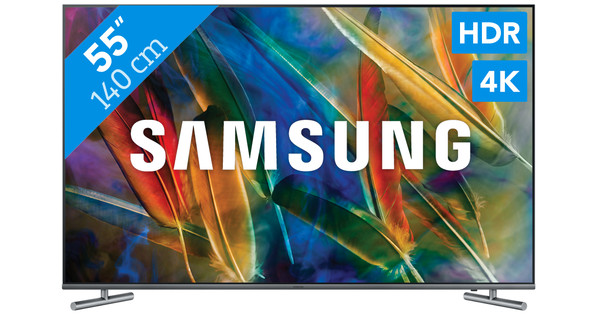 Samsung QE55Q6F - QLED