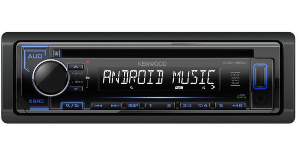 Kenwood KDC-120U Blauw