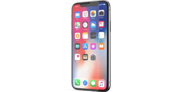 Tech21 Impact Shield Self Heal Apple iPhone X/Xs Screenprotector Plastic