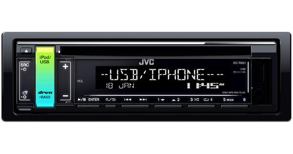 JVC KD-R691