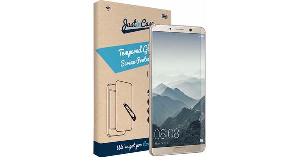 Just in Case Huawei Mate 10 Pro Protège-écran Verre trempé