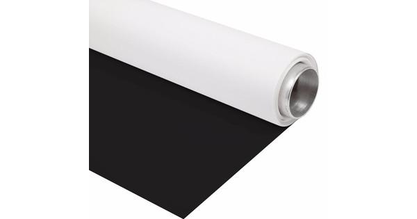 Bresser vinyl zwart wit mat m rol achtergrond coolblue