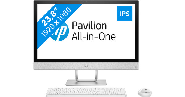 HP All-in-One 24-r002nb Azerty