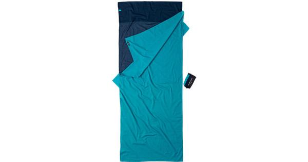 Cocoon 100% Egyptian Cotton Travelsheet Tuareg/Blue