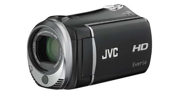 JVC Everio GZ-HM335 HD SD Camcorder 8 GB