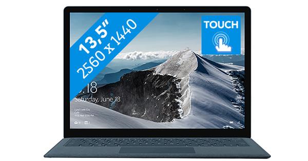 Microsoft Surface Laptop - i5 - 8GB - 256GB Cobalt Azerty