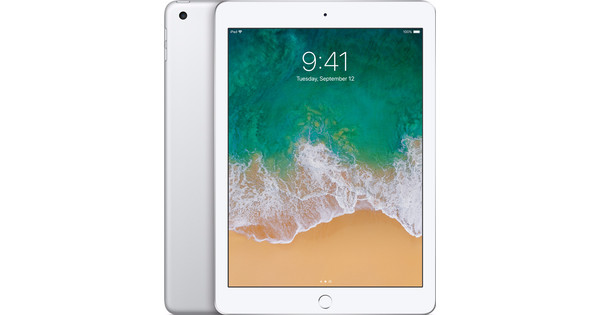 Apple iPad (2017) 32 GB Wifi Silver