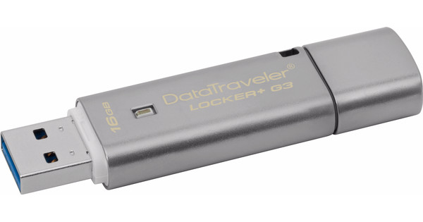 Kingston DataTraveler Locker+ G3 16 GB