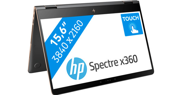 HP Spectre X360 15-bl100nb Azerty
