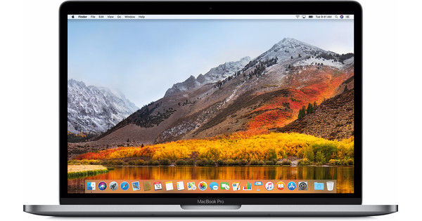 Apple MacBook Pro 15'' Touch Bar (2017) MPTR2FN/A Space Gray AZERTY