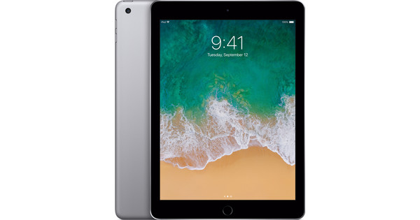 Apple iPad (2017) 32 Go Wi-Fi Gris sidéral