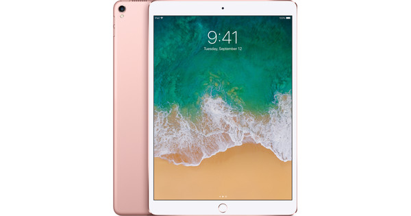Apple iPad Pro 10.5 inch 256GB WiFi Rose Gold