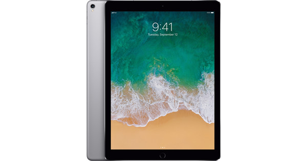 Apple iPad Pro 12.9 inch (2017) 512GB WiFi + 4G Space Gray