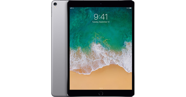 Apple iPad Pro 10,5 inch 64 GB Wifi + 4G Space Gray