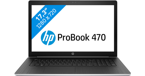 HP ProBook 470 G5  i5-8gb-256ssd HD Azerty