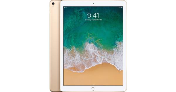 Apple iPad Pro 12,9 inch (2017) 64GB Wifi + 4G Goud