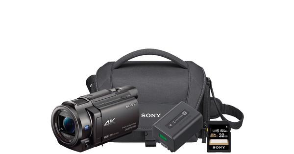 Starterskit - Sony FDR-AX33