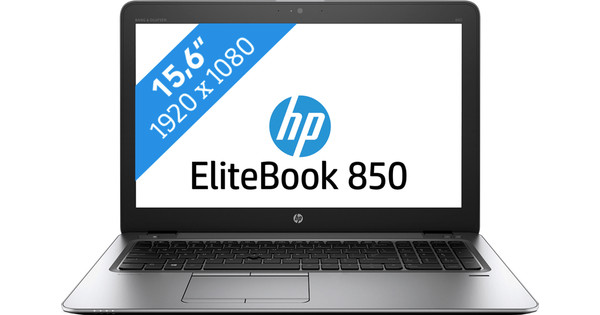 HP Elitebook 850 G4  i5-8gb-256ssd Azerty