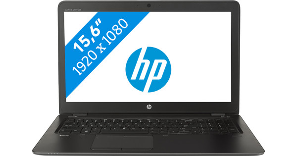 HP Zbook 15 G4  i7-16gb-256ssd-1tb - M1200M/4GB Azerty