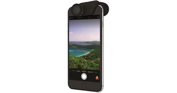 Olloclip Active Set d'objectifs pour iPhone 6, 6S, 6 Plus & 6S Plus