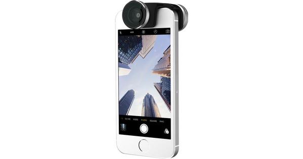 Olloclip Objectif photo 4 en 1  iPhone 5, 5s et SE