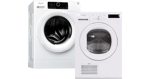 Whirlpool FSCR 70410 + Whirlpool HDLX 70510