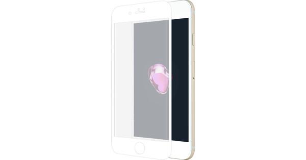 Azuri Apple iPhone 7 Protège-écran en verre trempé Blanc