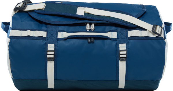6d93540b8f The North Face Base Camp Duffel S Blue Wing Teal Vintage White ...