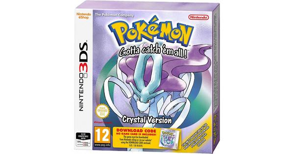 Pokemon Crystal 3DS