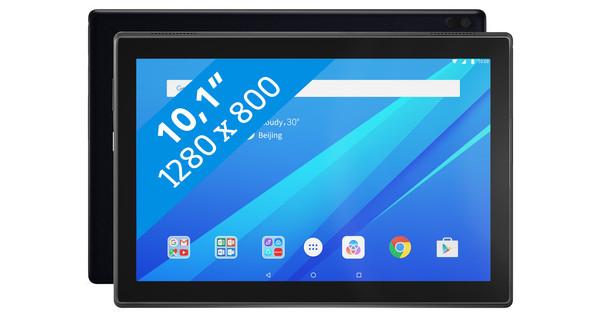 Lenovo Tab 4 10 2GB 32GB Wifi + 4G Zwart