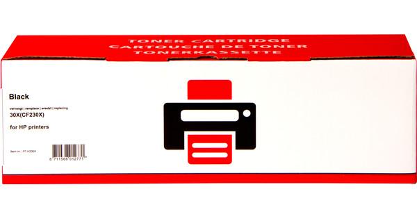Huismerk 30X Zwart voor HP Printers (CF230X)