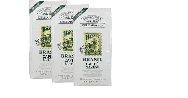 Caffe Corsini Brasil grains de café 1,5 kg