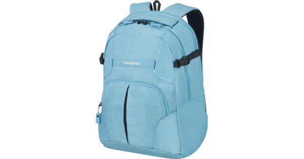 Samsonite Rewind Laptop Backpack M Ice Blue