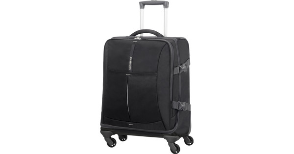 Samsonite 4Mation Spinner Duffle 55 cm Black/Silver