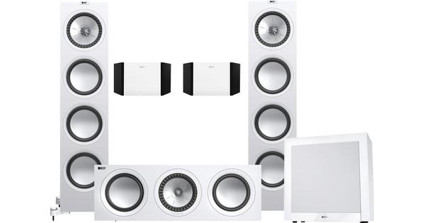 KEF Q950 5.1 Speakerset Wit